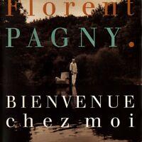 Florent Pagny CD Bienvenue Chez Moi - France