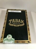 Empty Wooden Cigar Box Tabak Especial