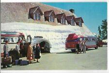 THE PARADISE INN,HOTEL SNOW TUNNEL~MT RAINIER NATIONAL PARK,WA