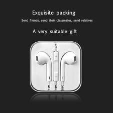 3.5mm Earphones Handsfree with Mic For Samsung For Apple iPhone7 7S 6 6S 5 SE