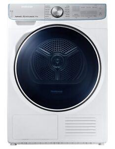 DV90N8289AW1. Samsung heat pump clothes dryer FACTORY SECOND. 9kg.Appliance city