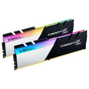 Kit Ram DDR4 32GB G Skill trident z neo f4-3600c16d-32gtznc