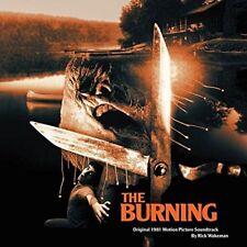 Rick Wakeman The Burning (1981 Original Soundtrack) [Vinyl LP] Neu!