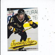 1996/1997 FLEER ULTRA #141 JAROMIR JAGR GOLD MEDALLION