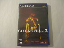 Silent Hill 3 CUSTOM PS2 CASE (NO GAME!!!!!!!!)