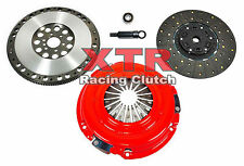 XTR STAGE 2 CLUTCH KIT+RACING FLYWHEEL 2010-2015 CHEVY CAMARO SS 6.2L V8 5TH GEN