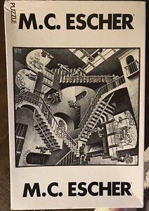 "M. C. Escher ""Relativity"" 1000 Piece Puzzle Selegiochi"