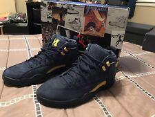 on sale 18188 23e11 Air Jordan 12 Michigan PE Size 13! BNIB
