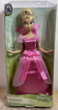 Disney Store Charlotte Classic Doll The Princess and the Frog 11.5