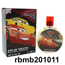 Cars 3 by Air Val International for Kids Eau de Toilette Spray 3.3 oz / 100 ml