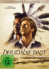 Dances With Wolves - 227 Minute Extended Edition (1990) - DVD - New & Sealed