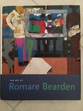 THE ART OF ROMARE BEARDEN 2004