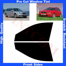 Pre Cut Window Tint Jaguar X Type 5 Doors Estate 2003-2010 Front Sides Any Shade