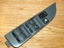 Toyota Corolla Door Master Power Window Switch Main Control Drivers Side G/Bezel