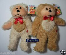 SKANSEN BEANIE KID TED VALENTINE LOVE BEAR MUTATION/COMMON MWMT FEBRUARY- 2013