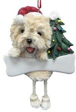Cairn Terrier ~ Dangling Dog Ornament #9