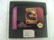 Game Gear Mortal Kombat Arena Box11-1L