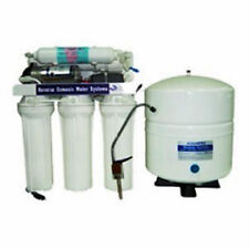 PREMIER REVERSE OSMOSIS WATER FILTER SYSTEM WITH BOOSTER PUMP 150 GPD 14 G TANK