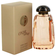 Onde Vertige by Giorgio Armani For Women 3.4 oz Eau de Parfum Spray Sealed