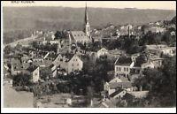 BAD KÖSEN bei Naumburg Sachsen-Anhalt AK ~1910/20 Teilansicht Dächer Blick