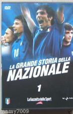 LA GRANDE STORIA DELLA NAZIONALE=VOL.1=ITALIA-GERMANIA 4-3=PORTIERI=GOL PARADE