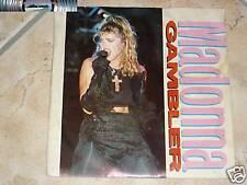 Madonna - Gambler / Black'n blue