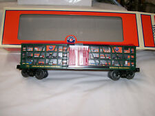 Lionel O-27 Scale Stock Train Car Christmas Toys 83315