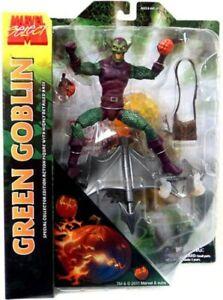 figura de acción Marvel Select GREEN GOBLIN / Duende Verde, COLLECTION EDITION