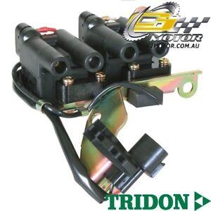 TRIDON IGNITION COIL FOR Mitsubishi  Galant HH (VR4) 10/90-03/93, 4, 2.0L 4G63