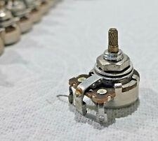 1 - Vintage Stackpole 100k Audio Log Taper Potentiometer Pot, Test 90K+