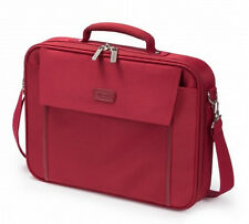 "DICOTA Multi Base Laptop Bag 15 17.3"" Red"