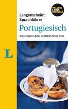 Langenscheidt Sprachführer Portugiesisch von Collcetif (2013, Kunststoffeinband)