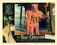 """The She-Creature Movie Poster Replica 11x14"""" Photo Print"""