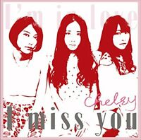 CHELSY-I MISS YOU-JAPAN CD