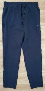 Mack Weldon Mens Sweatpants Size Large Ace Navy Blue