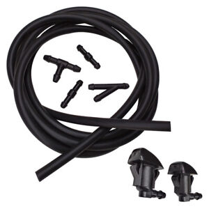 Windshield Washer Nozzle Repair Kit Replacement For Toyota Corolla Solara Tundra