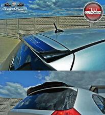 BMW 1er E87 M-Performance Heckspoiler Spoiler Ansatz Dachspoiler schwarz glanz