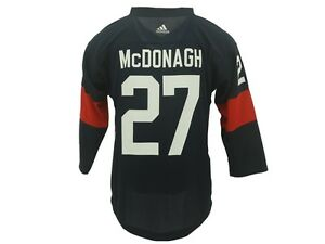 New NHL Youth Size Team USA Adidas Ryan McDonagh World Cup Jersey New With Tags