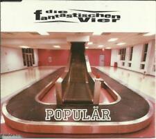 Englische Die Fantastischen Vier's Promo-Musik-CD