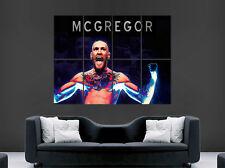 Ufc Conor McGregor cartel Kickboxing Irlanda Pared Arte Impresión