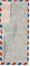 UNITED STATES COVER 1945 FROM NEW YORK TO ENGLAND  MY REF 796