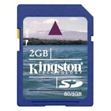 Kingston 2GB SD Digital Memory Card for Olympus DS-5000
