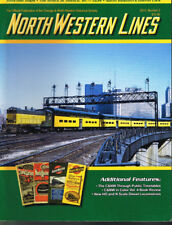 "NORTH WESTERN LINES 2013 #2 - ""FATAL WRECK AT MONICO WI"" & ""BI-LEVEL CARS"" VG"
