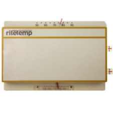 Ritetemp Electronic Heat-Cool 24 Volt Thermostat Model 460-822