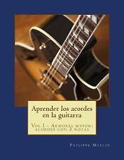 Aprender Los Acordes en la Guitarra: Aprender Los Acordes en la Guitarra :...