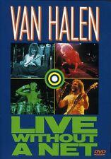 Van Halen: Live Without a Net (2004, DVD NIEUW)