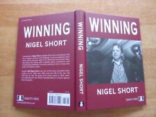 GM Nigel Short: WINNING Quality Chess 2021 gebunden Neuware