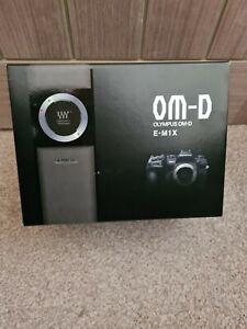 Brand New Olympus OM-D E-M1X 20.4MP Camera 2 Yr warranty Not Grey Import