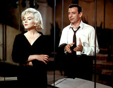 Marilyn Monroe and Yves Montand UNSIGNED photo - C1087 - Let's Make Love