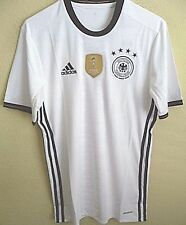 Adidas 2016-17 Germany Home World Cup Football Soccer Jersey S NWT A15014